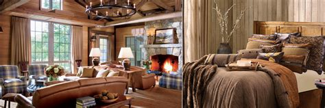 Rustic Lodge Decor