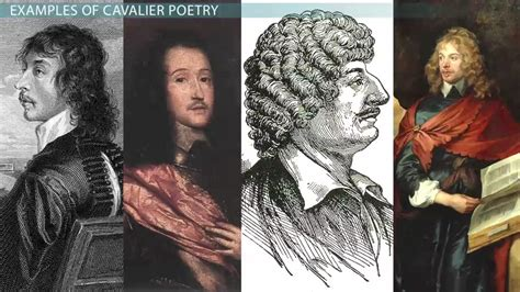 cavalier poetry definition characteristics examples