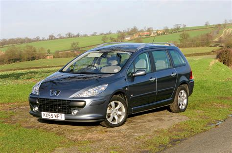 Peugeot 307 Sw by Peugeot 307 Sw 2002 2007 Photos Parkers