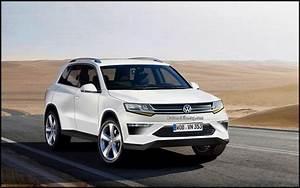Volkswagen 7 Places : volkswagen un grand suv 7 places au salon de detroit blog automobile ~ Gottalentnigeria.com Avis de Voitures