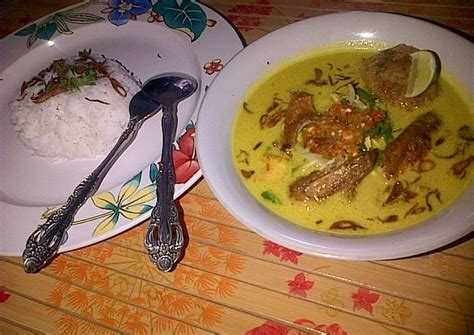 Daging ayam adalah salah satu bahan andalan untuk memasak. Resep Soto Ayam Medan Oleh Andy Haerany Simanjuntak ...