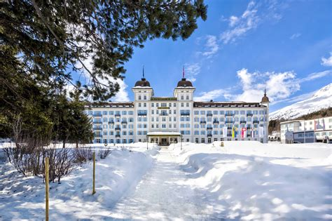 kosher winter vacation 5 star luxury at the kempinski st moritz switzerland with arieh wagner
