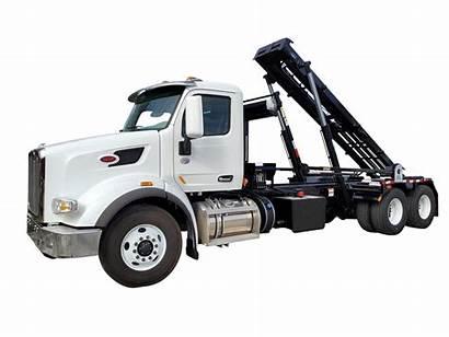 Peterbilt 567 Truck Hauler Roll Tow