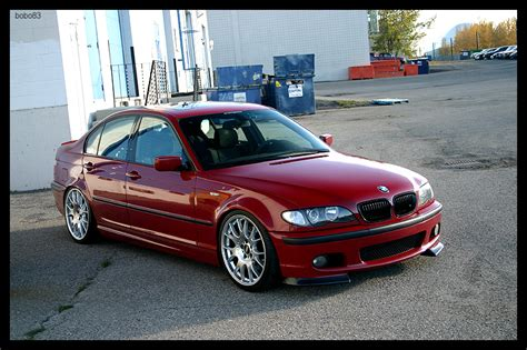 Bmw 3 Series On Bbs Ch Wheels