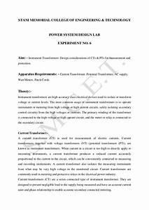 Lab Manual Psd V Sem Experiment No 6