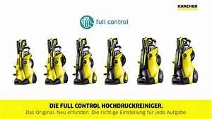 Karcher K5 Premium Full Control Plus Home : k rcher full control hochdruckreiniger youtube ~ Melissatoandfro.com Idées de Décoration