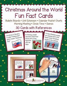 Christmas Around The World : christmas around the world fun fact cards ~ Buech-reservation.com Haus und Dekorationen