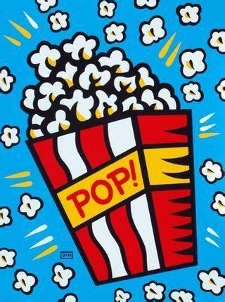 pop art food ideas  pinterest simpsons
