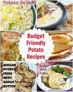 Budget Friendly Potato Recipes • Faith Filled Food for Moms