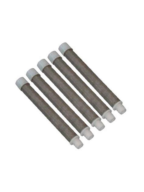 pieces pack gun filter titan type  mesh spray