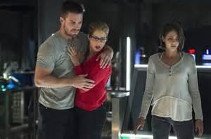 Felicity Smoak and Oliver Queen Season 4