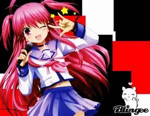 Pin Anime Girl Singing 320x480 72947 on Pinterest