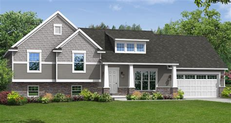 front porch designs for split level homes porch interesting overhang custom home floor plans the brighton split level wayne homes
