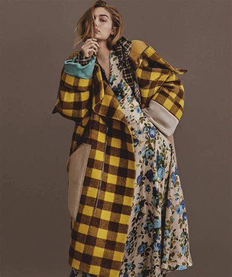 Gigi Hadid | Vogue Australia | 2018 Cover | Fall Fashion ...