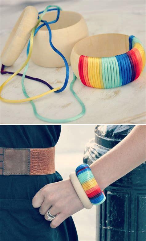 DIY Jewelry Bracelet Idea