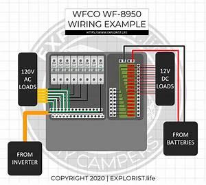 12 Volt Wiring Diagram For Campervan