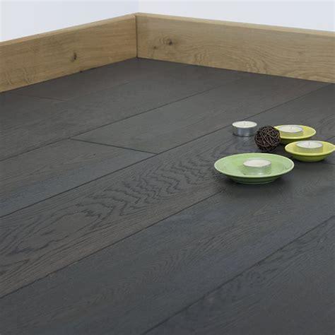 chambre couleur grise parquet chêne massif français huilé finition gris