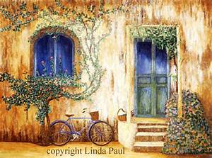 French Art Prints and Paintings - Provence France - French