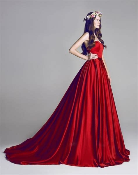 Long Train | Ball gowns, Gowns, A line prom dresses