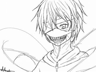 Ghoul Kaneki Tokyo Sketch Rough Fan Cg