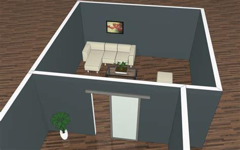 Schiebetür Für Wohnzimmer by Wohnzimmer Mit Schiebet 252 Ren Und Mit Inova Gestalten