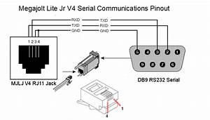 6 Best Images Of Rj11 4 Pin Connector Diagram