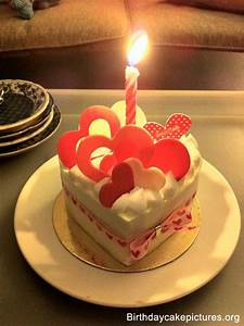 Beautiful Birthday cake love images and pictures ...