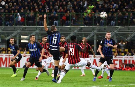 Milan x Inter de Milão: saiba como assistir ao clássico ...