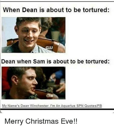 Dean Winchester Memes - 25 best memes about merry christmas eve merry christmas eve memes