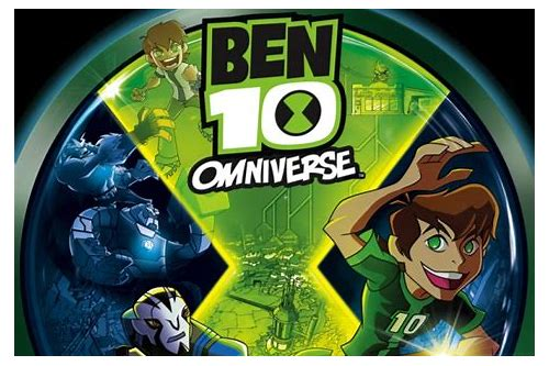 ben 10 omniverse 2 game download