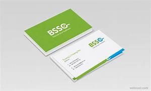 50 creative corporate business card design examples part 2 With corporate business card designs