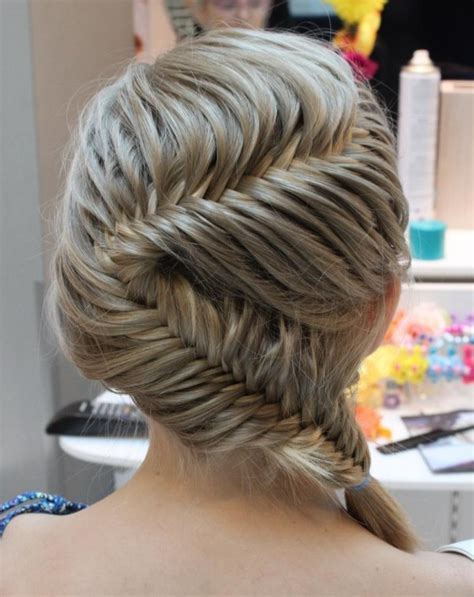 hairspiration fishtail braids dupris glam