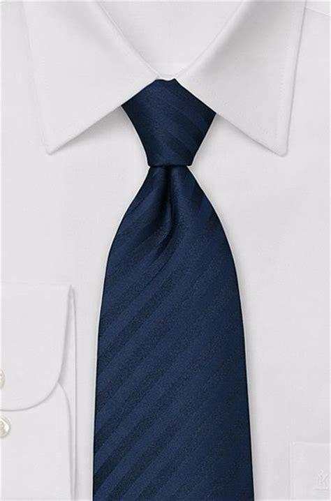 elegant navy blue business tie bows  tiescom