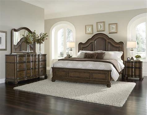 cal king bedroom sets furniture 4 quentin low profile bedroom set by pulaski usa