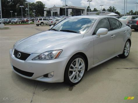 2007 lexus is 250 specs pictures trims colors cars com 2007 tungsten pearl lexus is 250 33744989 gtcarlot com