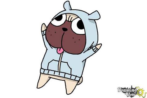 draw cute anime dog drawingnow