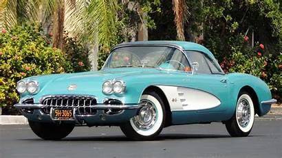Corvette 1960 Chevrolet 1080p Wallpapers Desktop March