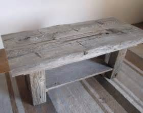Old Barn Board Furniture