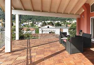 Bodenbelag Für Balkon : holzfliesen auf dem balkon der richtige bodenbelag f r ~ Lizthompson.info Haus und Dekorationen