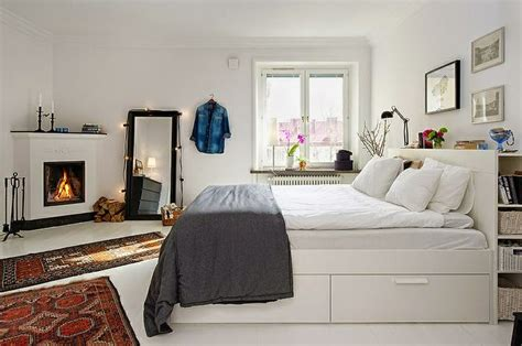 simple details ikea brimnes bed  storage
