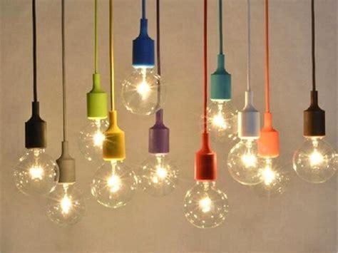 membuat lampu hias gantung  barang bekas