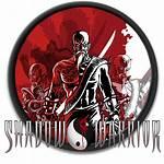 Warrior Shadow Icon Transparent Classic Redux Mac