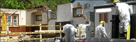 asbestos abatement lead abatement mould remediation
