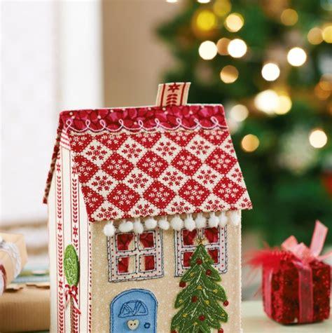 scandi house christmas mantelpiece decoration
