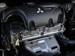 Mitsubishi Orion Engine