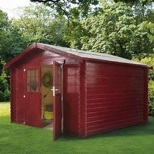Abri Vélo Pas Cher : abri de jardin en bois flov ne 9m2 abri de jardin leroy ~ Premium-room.com Idées de Décoration