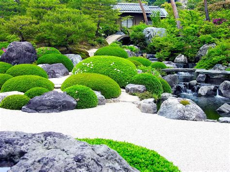 landscape style japanese landscape for beauty and serenity actual home