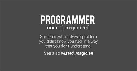 Kaos Curhatan Programmer Php programmer meaning design programmer noun