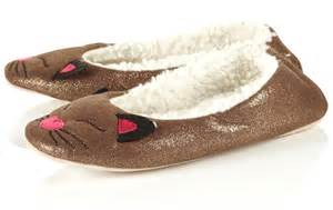 cat slippers the elaine cat slippers from topshop are cozy and