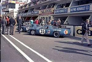 Alpine A210  Le Mans 1968